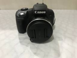 Título do anúncio: Câmera Canon Sx50hs 50x Zoom Full Hd