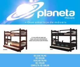 Título do anúncio: BELICHE PALMO COMPLETA // GATOS GATOS