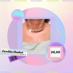 Título do anúncio: Cordão Choker Colar - Dourado