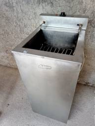 Título do anúncio: Fritadeira Elétrica Água e Óleo Gabinete