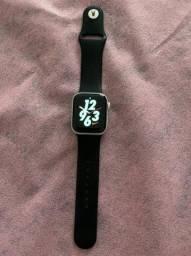 Vendo apple watch 5 40mm prata