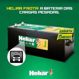 Bateria 150ah heliar 150ah bateria de caminhão bateria de onibus