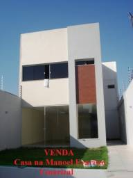 Título do anúncio: Casa magnífica na Tv. Manoel Evaristo px. 14 de Março