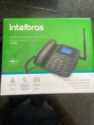 Título do anúncio: Telefone Celular Fixo GSM