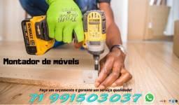 Título do anúncio: montagem e desmontagem