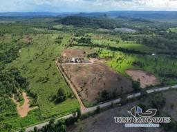 Terreno de 58.000m² com 153,60m de frente para a rodovia BR-251   Unaí/MG