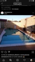 Título do anúncio: Construção de piscina