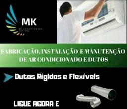 MK ar condicionado Central