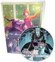 Box Dvd Mahoutsukai No Yome Dublado The Ancient Magus Bride