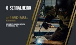 Título do anúncio: serralheiro e pintor