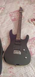 Guitarra + caixa + cabo