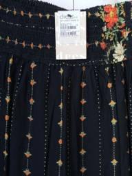 Saia Longa da Dress Nova com etiqueta T: P (38/40)