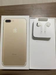 iPhone 7 Plus Dourado