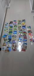222 Cartões Telefônicos e de Recargas Para Coleções