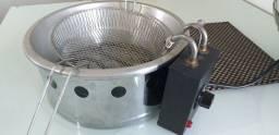 Tacho de fritadeira elétrica