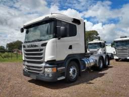 Scania R440 6X4 2017 Traçado Automático Com Retarder