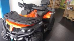 Quadriciclo 600cc CF moto
