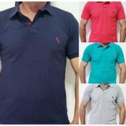 Título do anúncio: Vendo camisetas masculinas