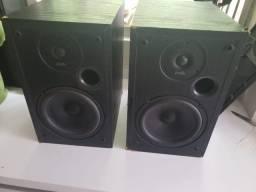 Caixas  Polk Audio R20 Bookshelf Speakers