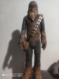 Boneco gigante Chewbacca de Star Wars