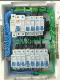 Título do anúncio: Eletrotécnico Eletricista em Goiânia