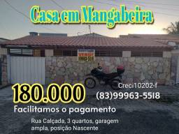 Casa em Mangabeira lV