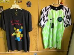 2 camisetas + 1 bermuda por 60$