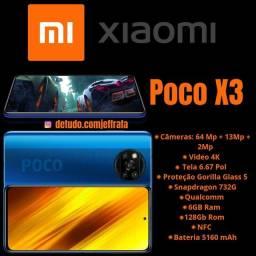 Poco X3 NFC 128GB Lacrado