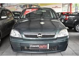 Título do anúncio: Chevrolet corsa sedan 2009 1.4 mpfi premium sedan 8v flex 4p manual