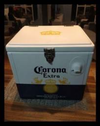 Título do anúncio: Caixa Térmica - Cooler - Corona - 15 litros