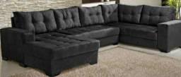 Título do anúncio: sofá chaise com puxado @@@