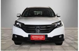 Honda Cr-v Exl 2.0 16v Branco 2014 com 85.000km