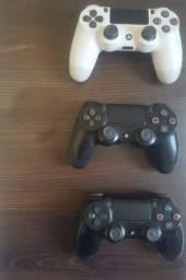 Controles de Ps4 - dualshoke