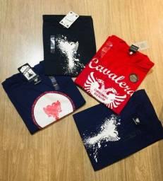 Título do anúncio: Camisetas masculinas e femininas