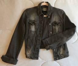 Jaqueta jeans Zara