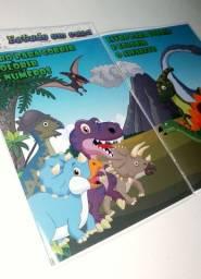 Livrinhos para colorir personalizados 2,00 A und