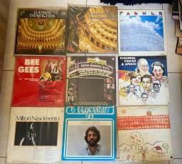 Discos de Vinil Nacionais lp, diversos álbuns