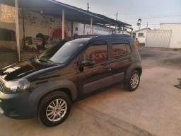 Título do anúncio: Fiat uno way 1.0 2012 completo