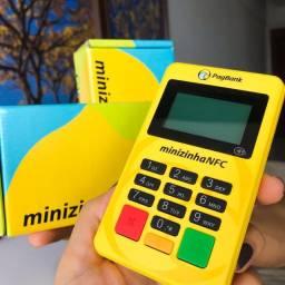 Minizinha NFC Bluetooth