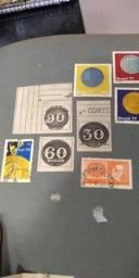 5 mil selos antigos