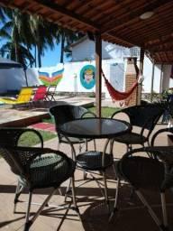 Aluga se casa na Barra de São Miguel