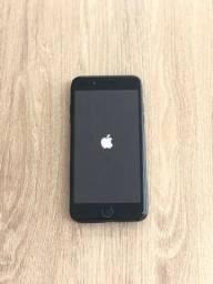 Título do anúncio: iPhone 7 Plus bateria 100% e 128gb