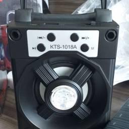Caixa de Som Bluetooth KTS-1018A