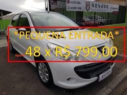 Título do anúncio: Peugeot 207 XR 1.4 8V Flex - Financia SEM entrada