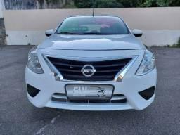 Nissan Versa SV Aut 2018 com GNV