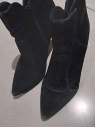 Título do anúncio: Sapatos seminovos
