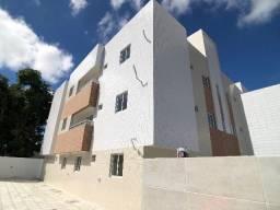 Apartamento com 1 e 2 quartos em Mangabeira - Área de lazer e Documentação Inclusa