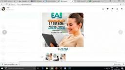 Pós- Graduação à distancia através de nossa plataforma online