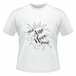 Camisetas ano novo