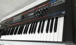Sintetizador e workstation Roland JunoG